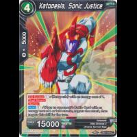 Katopesla, Sonic Justice Thumb Nail