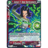 Android 17, Rebel Reinforcements Thumb Nail