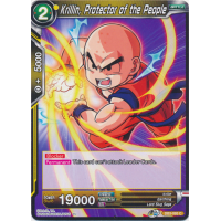 Krillin, Protector of the People Thumb Nail