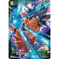 Last One Standing Son Goku Thumb Nail