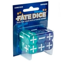 Fate Dice: Core Dice Thumb Nail