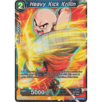 Heavy Kick Krillin Thumb Nail