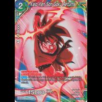 Kaio-Ken Son Goku Returns Thumb Nail
