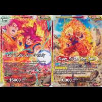 SSG Son Goku, Surge of Divinity / Super Saiyan Son Goku Thumb Nail