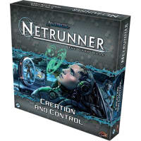 Android: Netrunner LCG Creation and Control Deluxe Expansion Thumb Nail