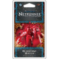 Android: Netrunner LCG Blood and Water Data Pack Thumb Nail
