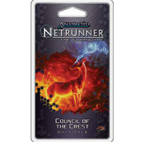Android: Netrunner LCG Council of the Crest Data Pack Thumb Nail