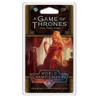 A Game of Thrones LCG: 2016 World Championship Joust Deck Thumb Nail