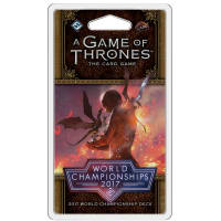 A Game of Thrones LCG: 2017 World Championship Deck Thumb Nail
