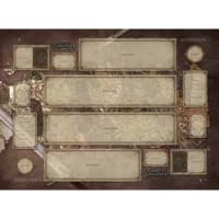 A Game of Thrones LCG: Westeros 2-Player Play Mat Thumb Nail