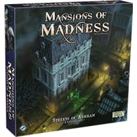 Mansions of Madness: Streets of Arkham Expansion Thumb Nail
