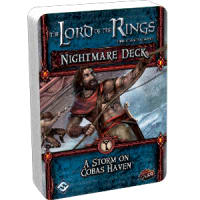 The Lord of the Rings LCG: A Storm on Cobas Haven Nightmare Deck Thumb Nail