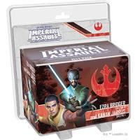 Star Wars Imperial Assault: Ezra Bridger and Kanan Jarrus Ally Pack Thumb Nail