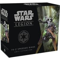 Star Wars: Legion 74-Z Speeder Bikes Unit Expansion Thumb Nail