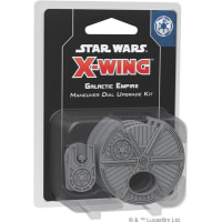 X-Wing Second Edition: Galactic Empire Maneuver Dial Upgrade Kit Thumb Nail