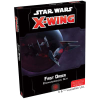 X-Wing Second Edition: First Order Conversion Kit Thumb Nail