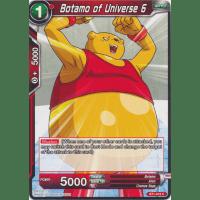 Botamo of Universe 6 Thumb Nail