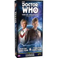 Doctor Who: Time of the Daleks - Fifth Doctor & Tenth Doctor Expansion Thumb Nail