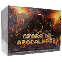 Dragoborne - Gears of Apocalypse - Booster Box Thumb Nail