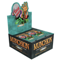 Munchkin CCG: Grave Danger Booster Box Thumb Nail