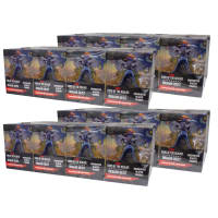 D&D Fantasy Miniatures: Icons of the Realms:  Waterdeep Dragon Heist - Standard Booster Brick Case Thumb Nail