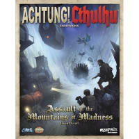 Achtung! Cthulhu RPG: Assault on the Mountains of Madness Thumb Nail