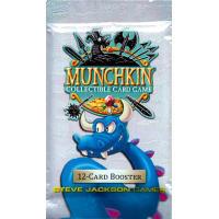 Munchkin CCG: Booster Pack Thumb Nail