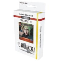 Final Fantasy TCG - Opus I Starter Deck - VII Fire and Earth Thumb Nail