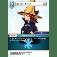 Black Mage - 4-030 Thumb Nail