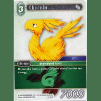 Chocobo - 5-060 Thumb Nail