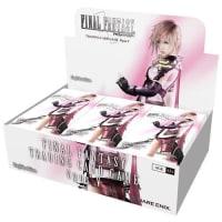 Final Fantasy TCG - Opus V Booster Box Thumb Nail