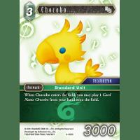 Chocobo - 6-050 Thumb Nail