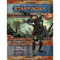 Starfinder Adventure Path 2: Dead Suns Chapter 2: Temple of the Twelve Thumb Nail