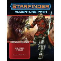 Starfinder Adventure Path 3: Dead Suns Chapter 3: Splintered Worlds Thumb Nail