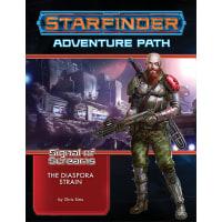 Starfinder Adventure Path 10: Signal of Screams Chapter 1: The Diaspora Strain Thumb Nail