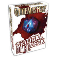GameMastery Critical Fumble Deck Thumb Nail