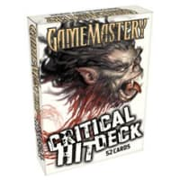 GameMastery Critical Hit Deck Revised Thumb Nail