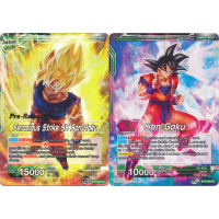Ferocious Strike SS Son Goku / Son Goku (Prerelease Promo) Thumb Nail