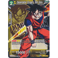 Dependable Dynasty Son Goku (Magnificent Collection) Thumb Nail