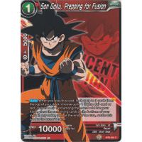 Son Goku, Prepping for Fusion (Magnificent Collection) Thumb Nail