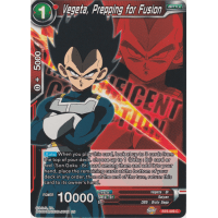 Vegeta, Prepping for Fusion (Magnificent Collection) Thumb Nail