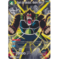 Great Ape Bardock, Raider's Warcry (Alternate Art) Thumb Nail