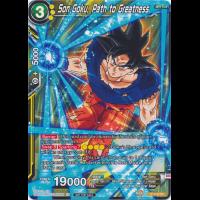 Son Goku, Path to Greatness Thumb Nail