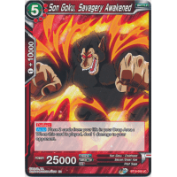 Son Goku, Savagery Awakened Thumb Nail