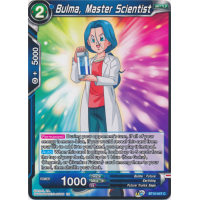 Bulma, Master Scientist Thumb Nail