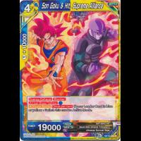 Son Goku & Hit, Supreme Alliance Thumb Nail