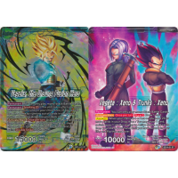 Vegeks, the Unsung Fusion Hero / Vegeta: Xeno & Trunks: Xeno Thumb Nail