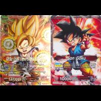 Rising Spirit Super Saiyan Son Goku / Son Goku Thumb Nail