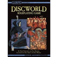 GURPS Discworld Fourth Edition Thumb Nail
