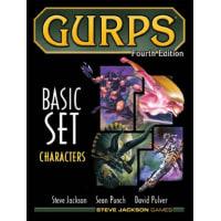 GURPS Basic Set Characters 4th Edition Thumb Nail